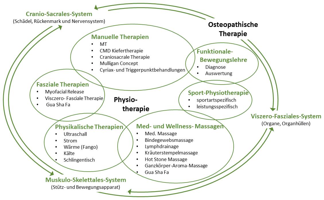 ganzheitlicher Ansatz in der Physiotherapie